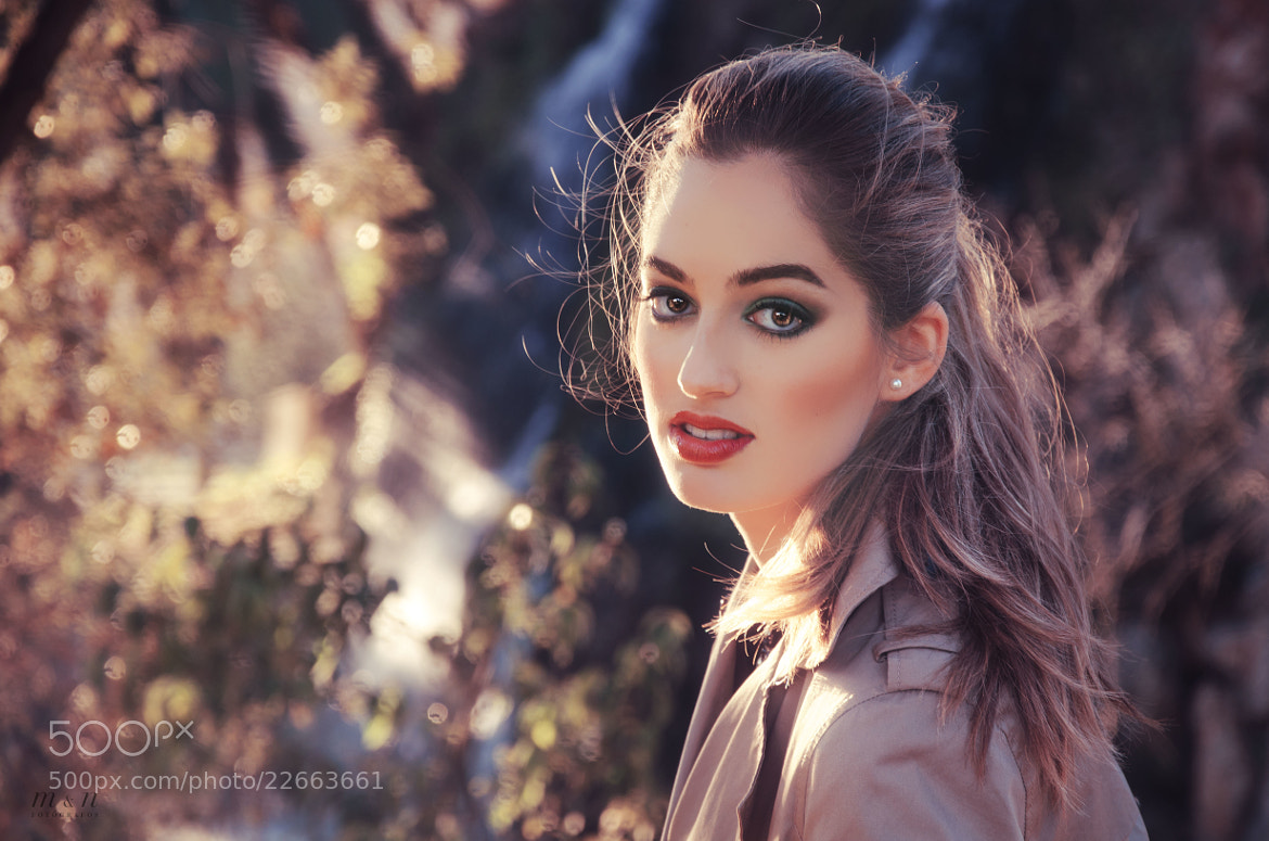 Photograph Beautiful Mónica by May Be on 500px