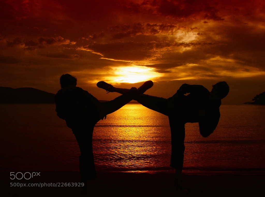 Photograph Karate Kids by MURAT FINDIK on 500px