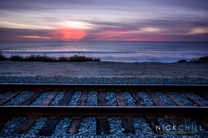 Photograph The View Along the Way by Nick Chill on 500px