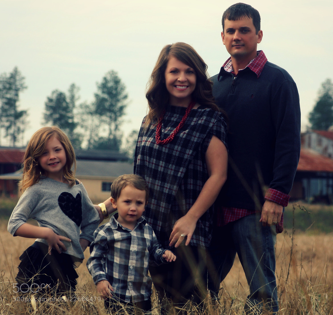 Photograph Family Portait  by Courtney Knight on 500px