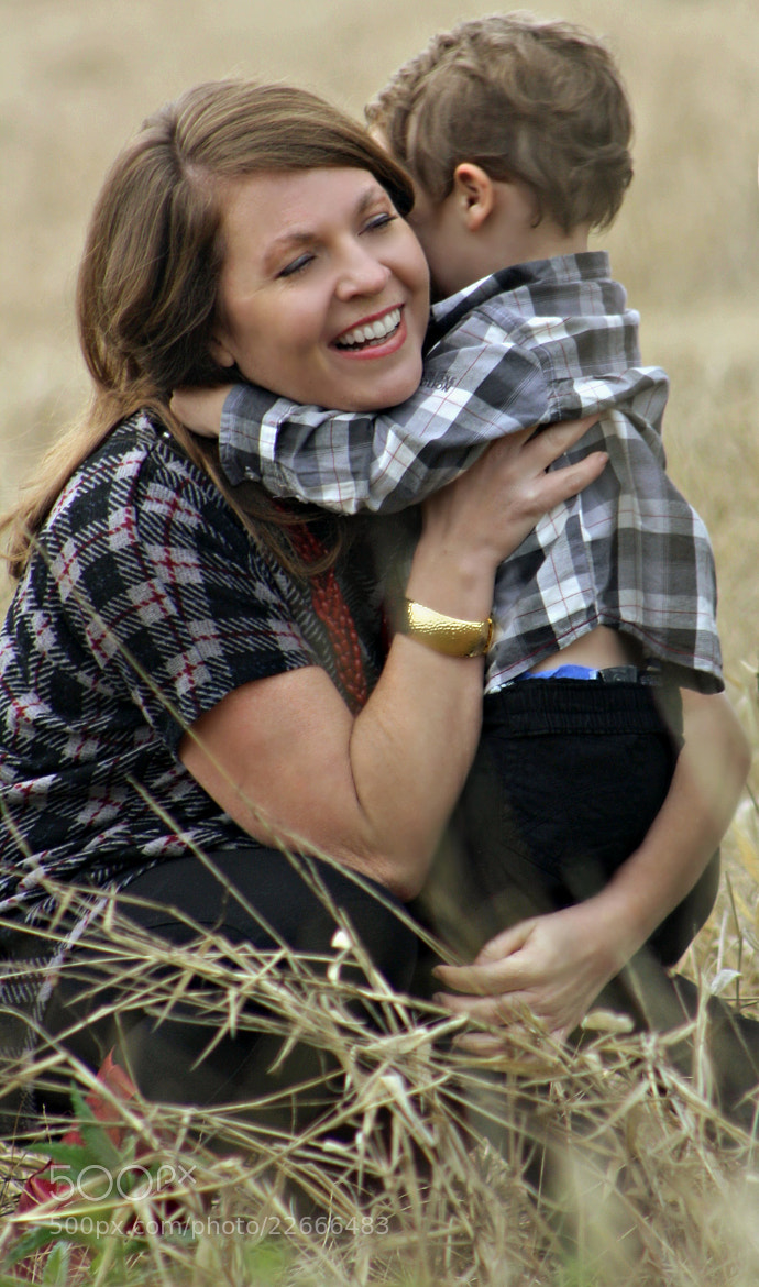 Photograph Mommy and Son by Courtney Knight on 500px