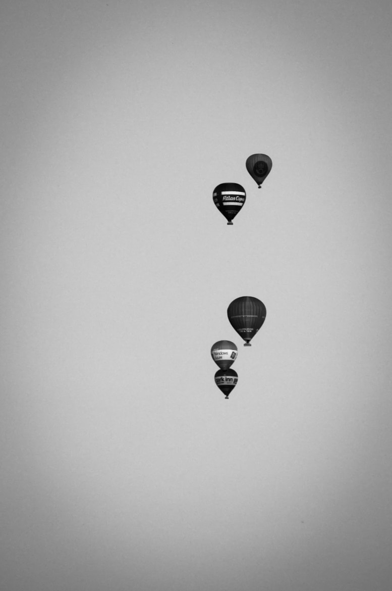 Photograph Minimalistic Ballons by Robin Dahling on 500px