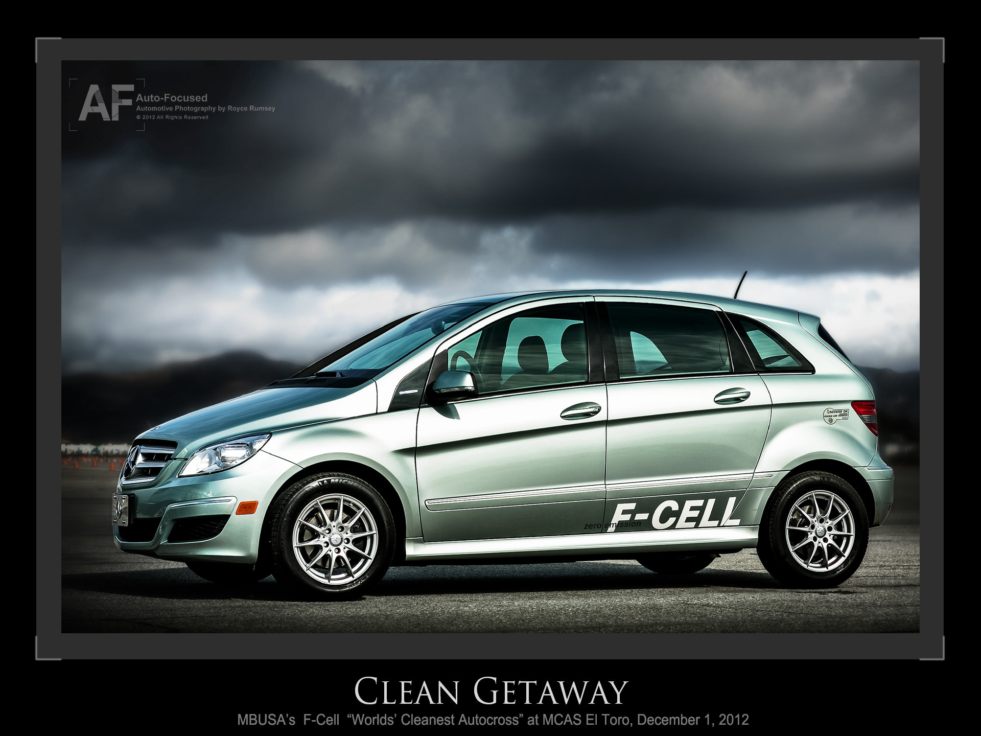 Photograph   A Clean Getaway Vehicle  by Royce Rumsey on 500px