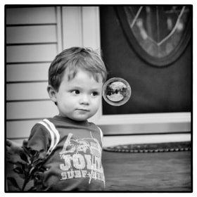 My Buddy Luke......Watching and Waiting. by Ed Hall (heavyed)) on 500px.com