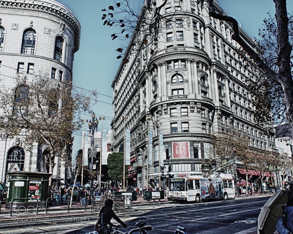 Photograph Hallidie Plaza, San Francisco by Jon Brisbin on 500px