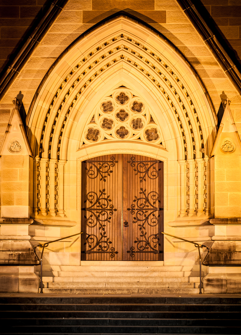 Photograph The Door by Enrico Becker on 500px