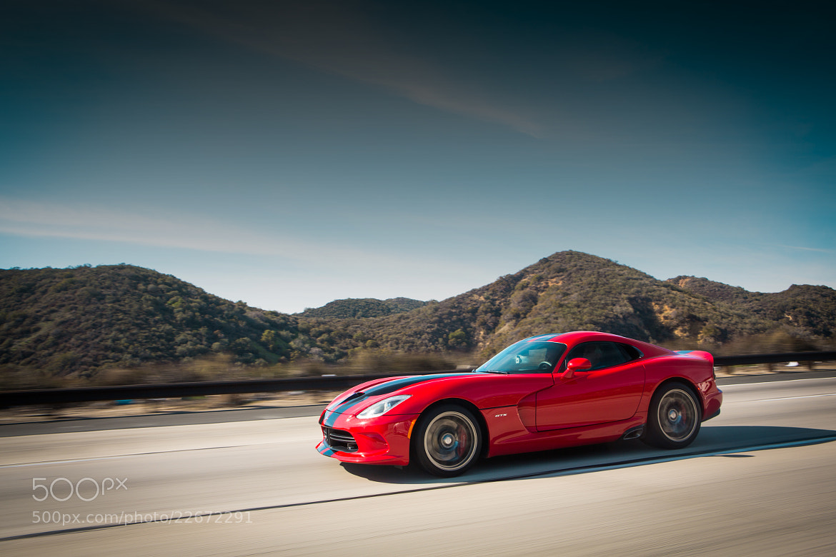 Photograph 2013 SVT Viper by Walker Dalton on 500px