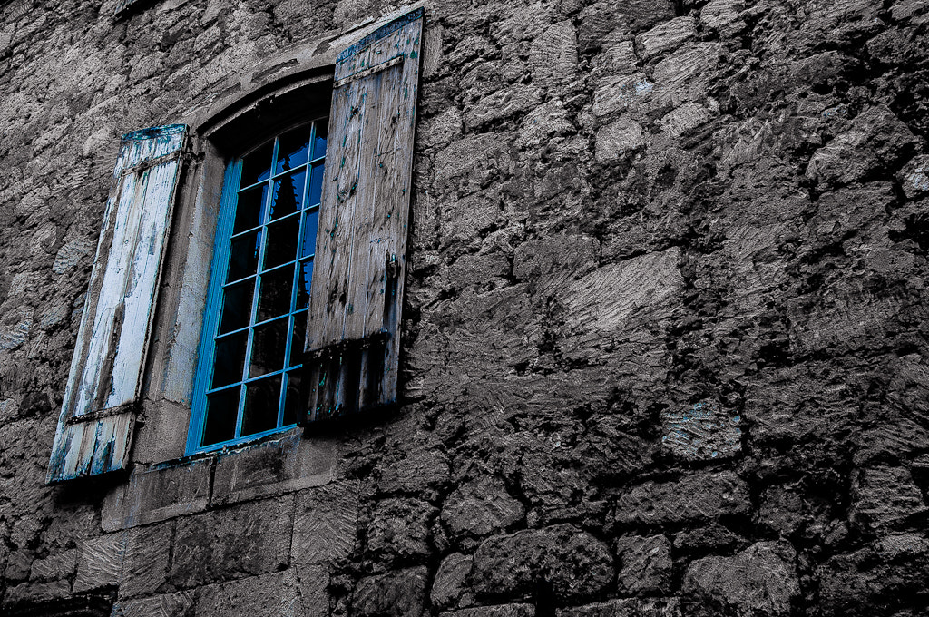 Photograph Blue Window by AF Stabile on 500px
