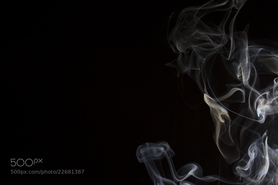 Photograph smoke by Alexandre Proulx Audy on 500px