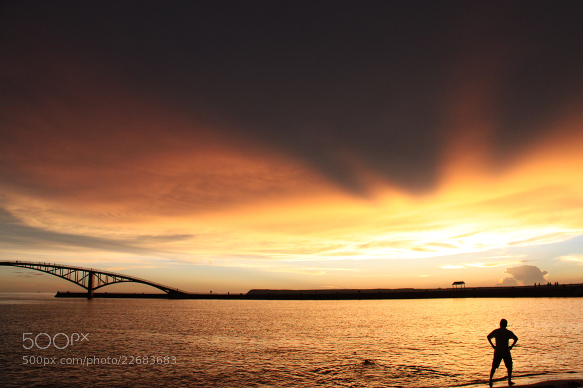 Photograph Sunset by laudica on 500px