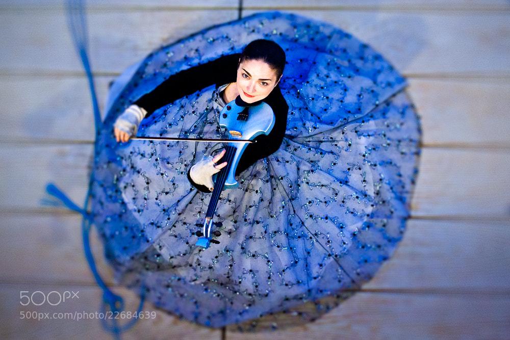 Photograph Helianne Blais by Mathias Vejerslev on 500px
