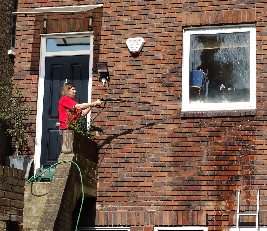 Window Cleaning by Sandra on 500px.com