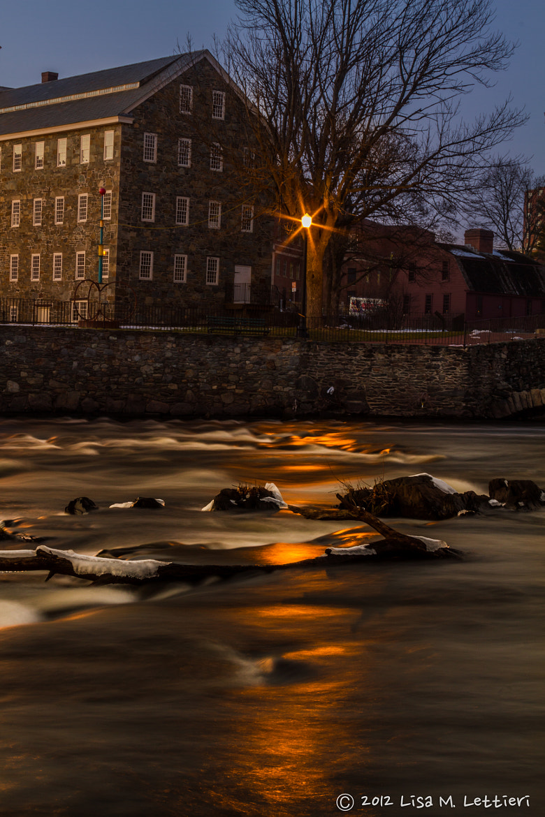 Photograph Old Slater Mill by Lisa Lettieri on 500px