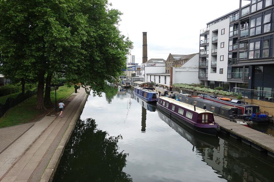 Regent's Canal, London by Sandra on 500px.com
