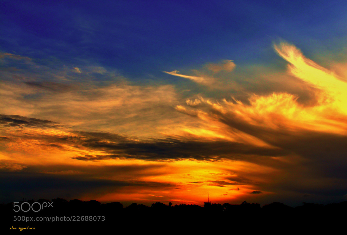 Photograph beautiful sky by dee signature on 500px