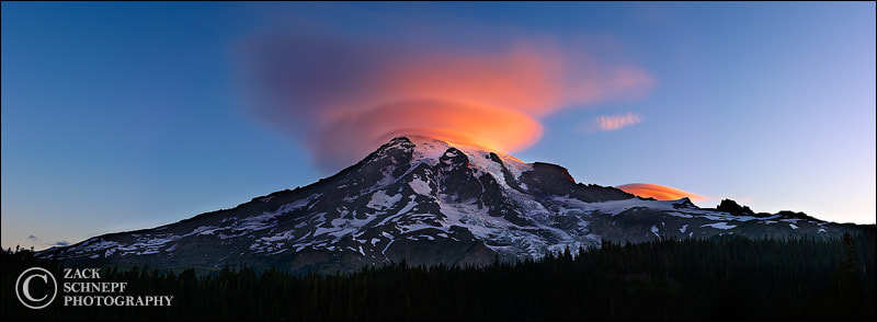 Photograph Lenticular Sunrise by Zack Schnepf on 500px