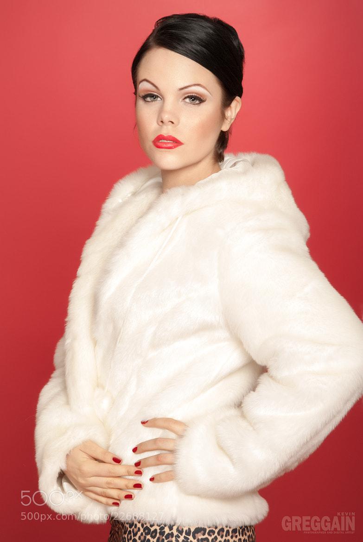 Photograph Jillian Ann - in Faux Fur by Kevin Greggain on 500px