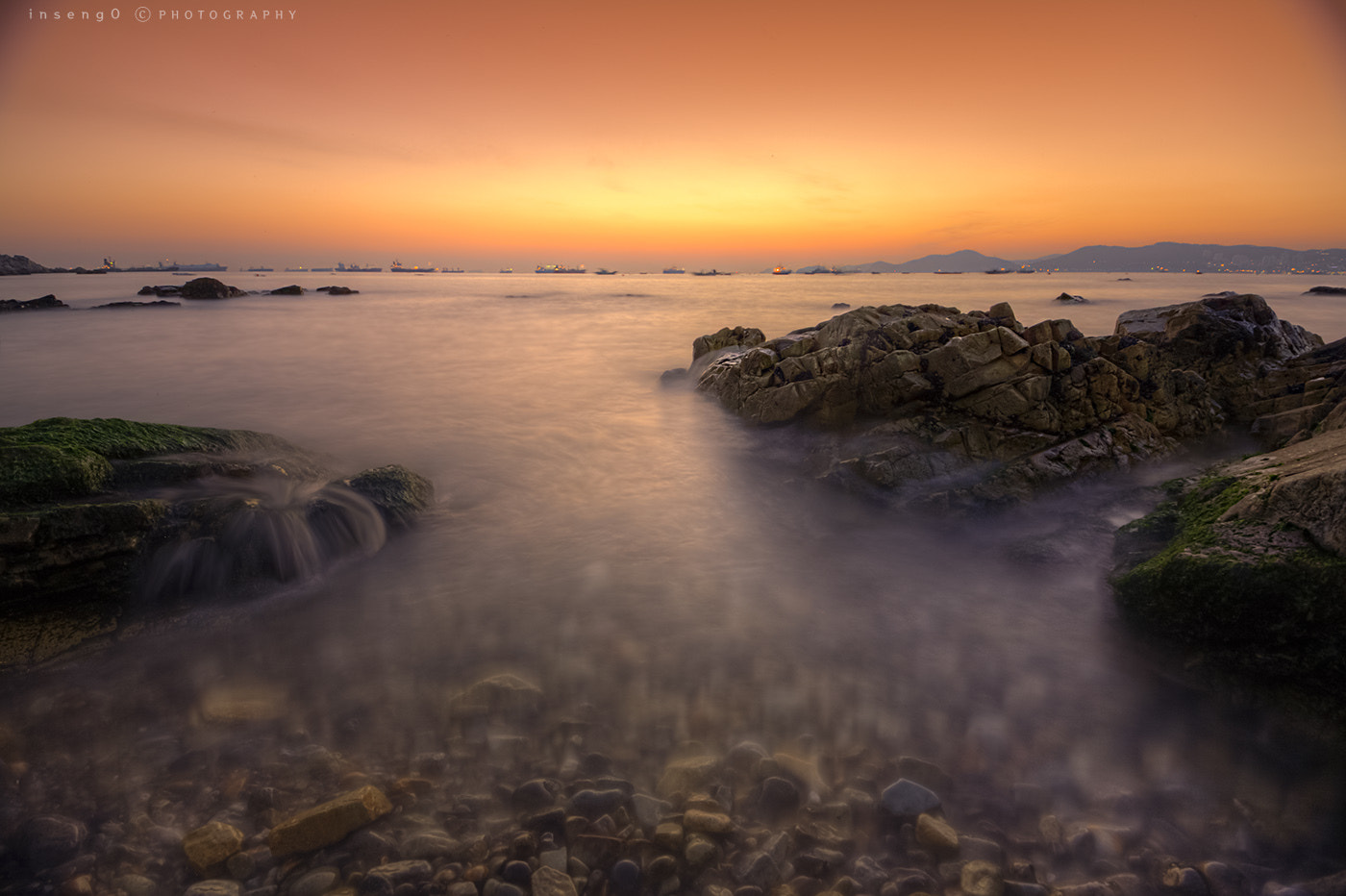 Photograph TWILIGHT IN SEASIDE by chan-wook Kim on 500px