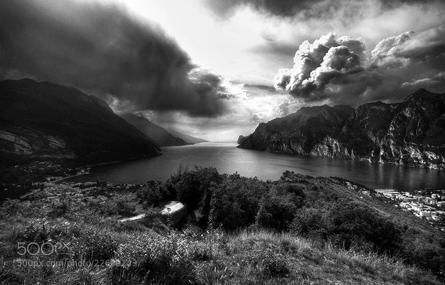 Photograph Lake Garda by pixeldreamer  on 500px