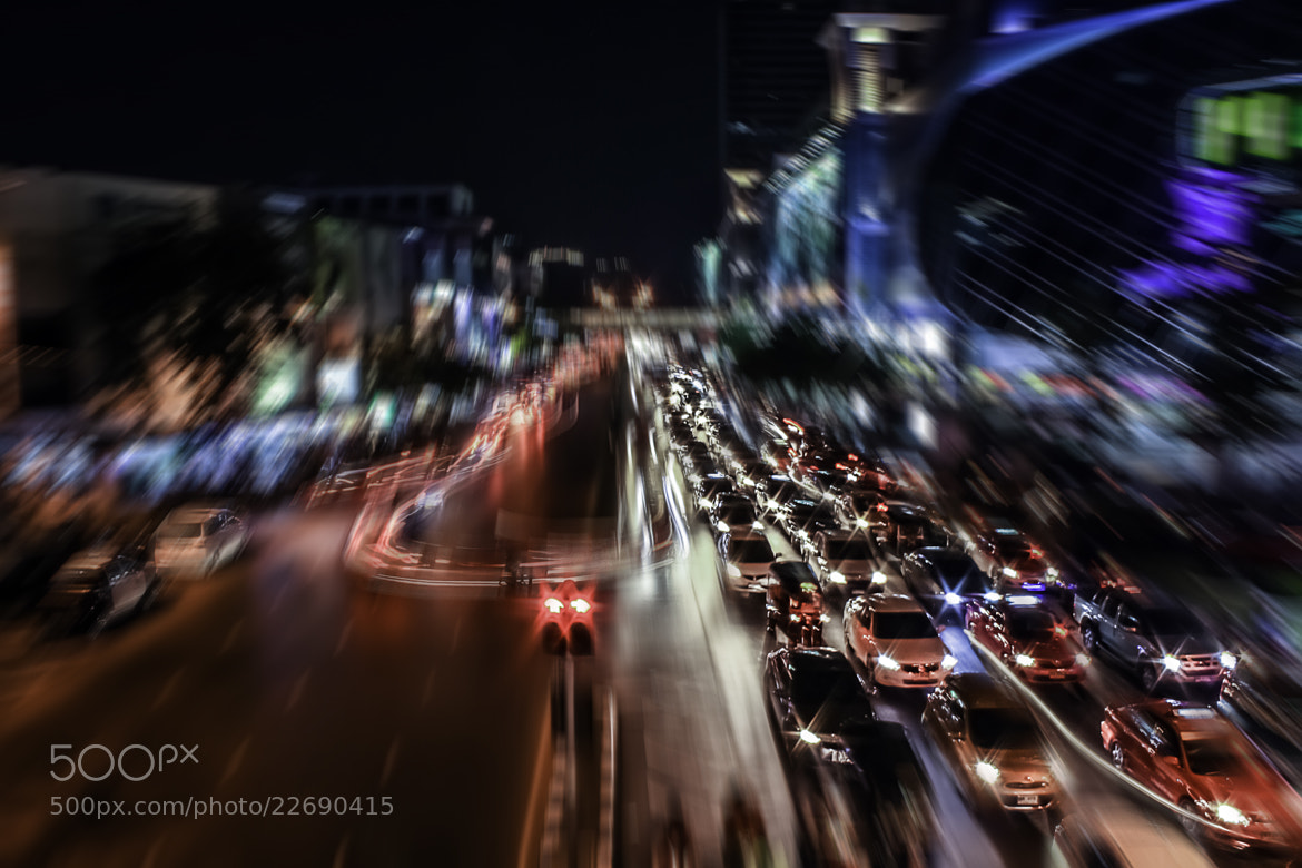 Photograph Bangkok in Motion by Faisal Haroon on 500px