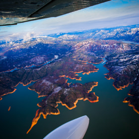 Shasta Lake by Vassili Broutski (vassilibroutskiphotography)) on 500px.com