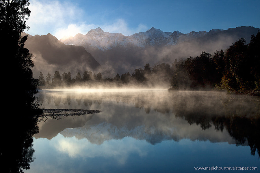 Photograph Lake Matheson Sunrise by Kah Kit Yoong on 500px