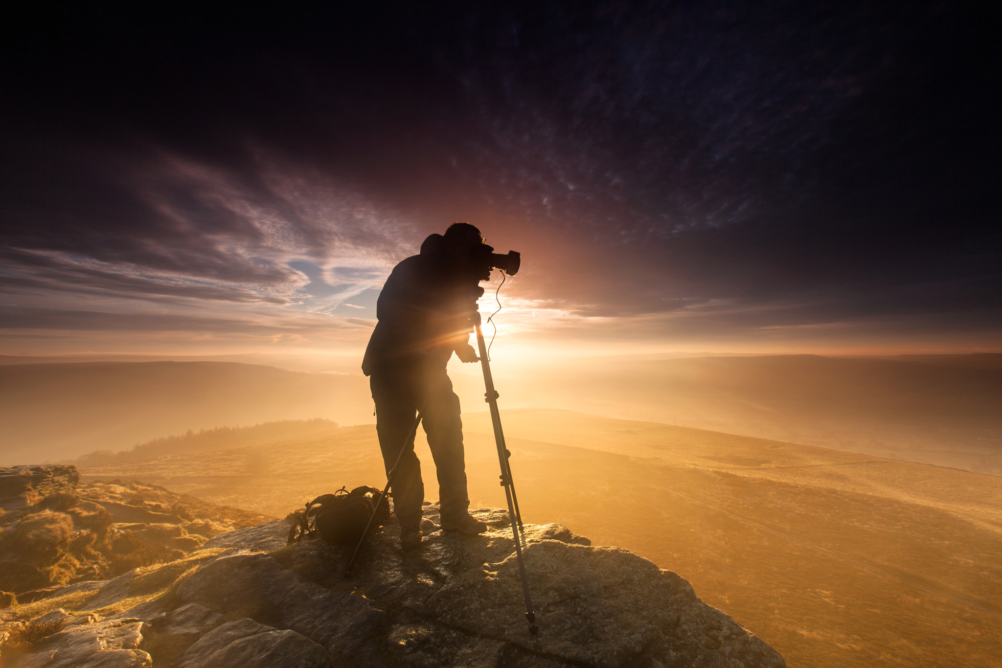 Photograph Chasing the Light! by Andrew Yu on 500px
