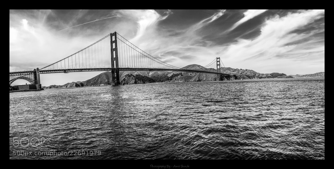 Photograph Gateway to Pacific by Amit Shinde on 500px