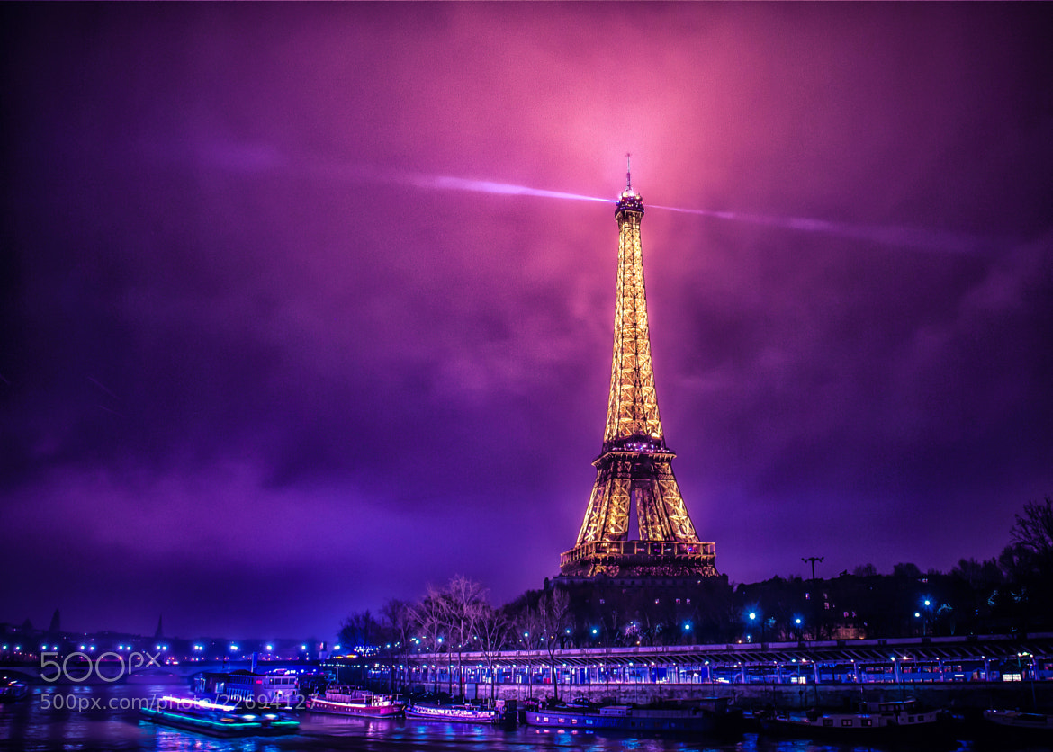 Photograph Foggy Paris by Mike Kremer on 500px