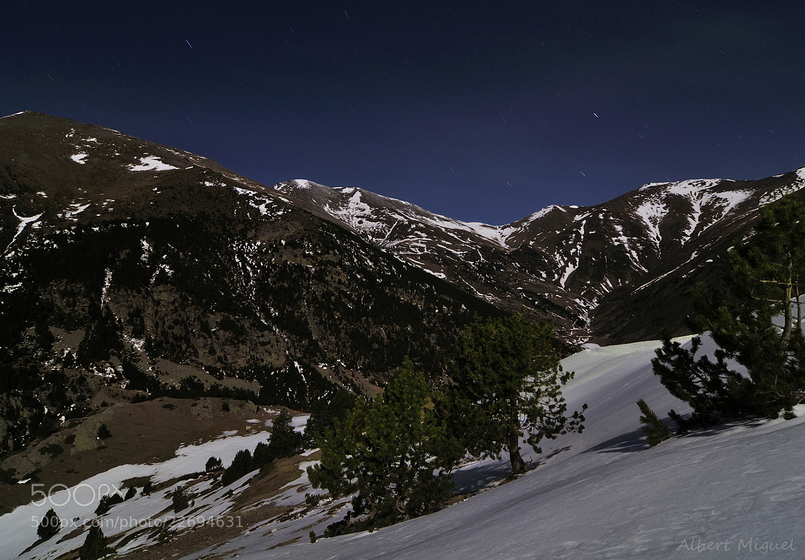 Photograph Claror de nit (clarity at night) by Albert Miguel on 500px
