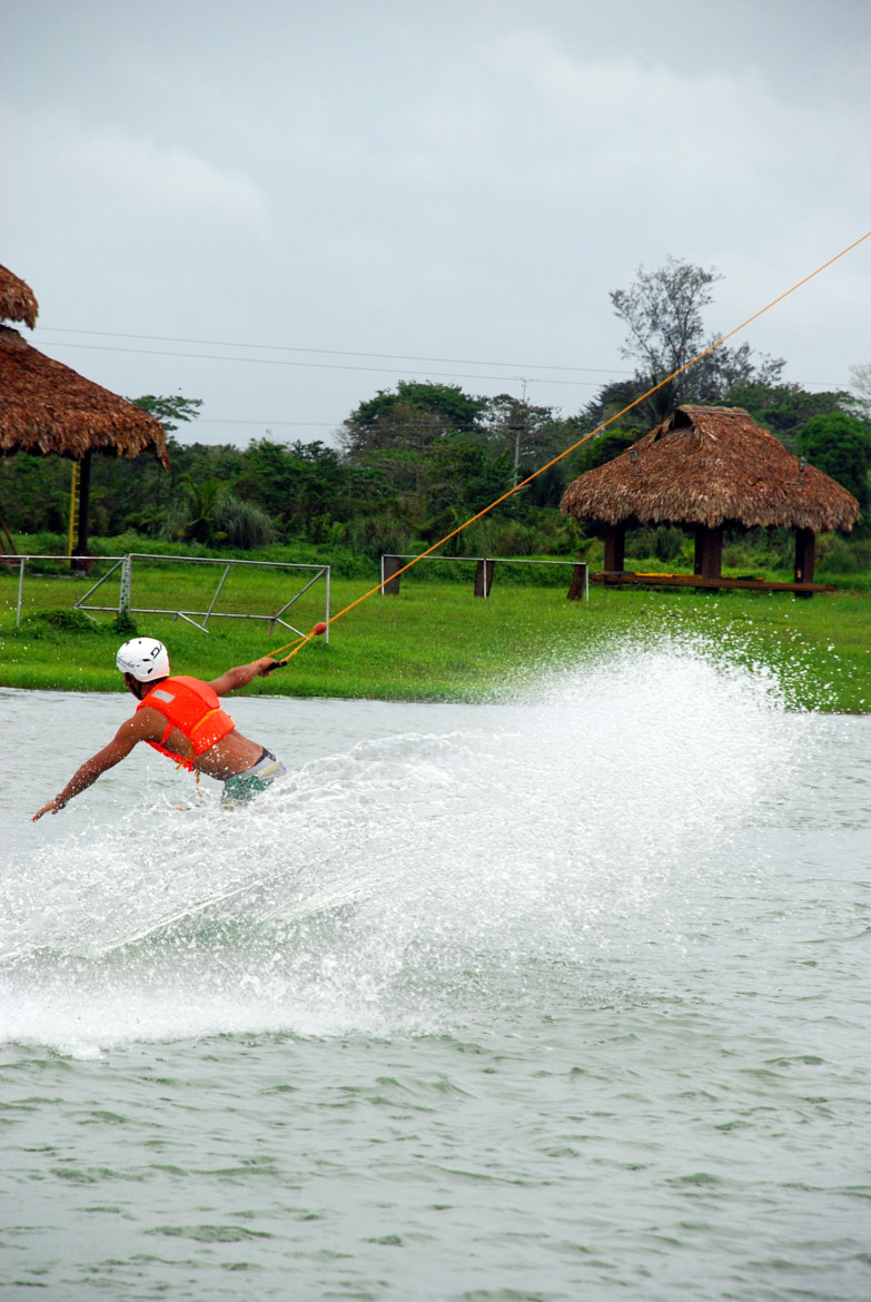 Photograph Wakeboarding by Mirai Borra on 500px