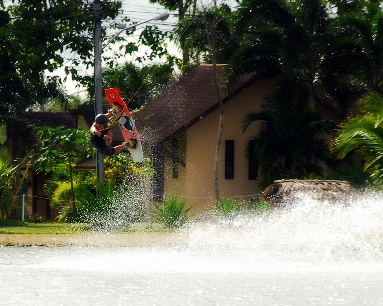 Photograph Wakeboarding2 by Mirai Borra on 500px