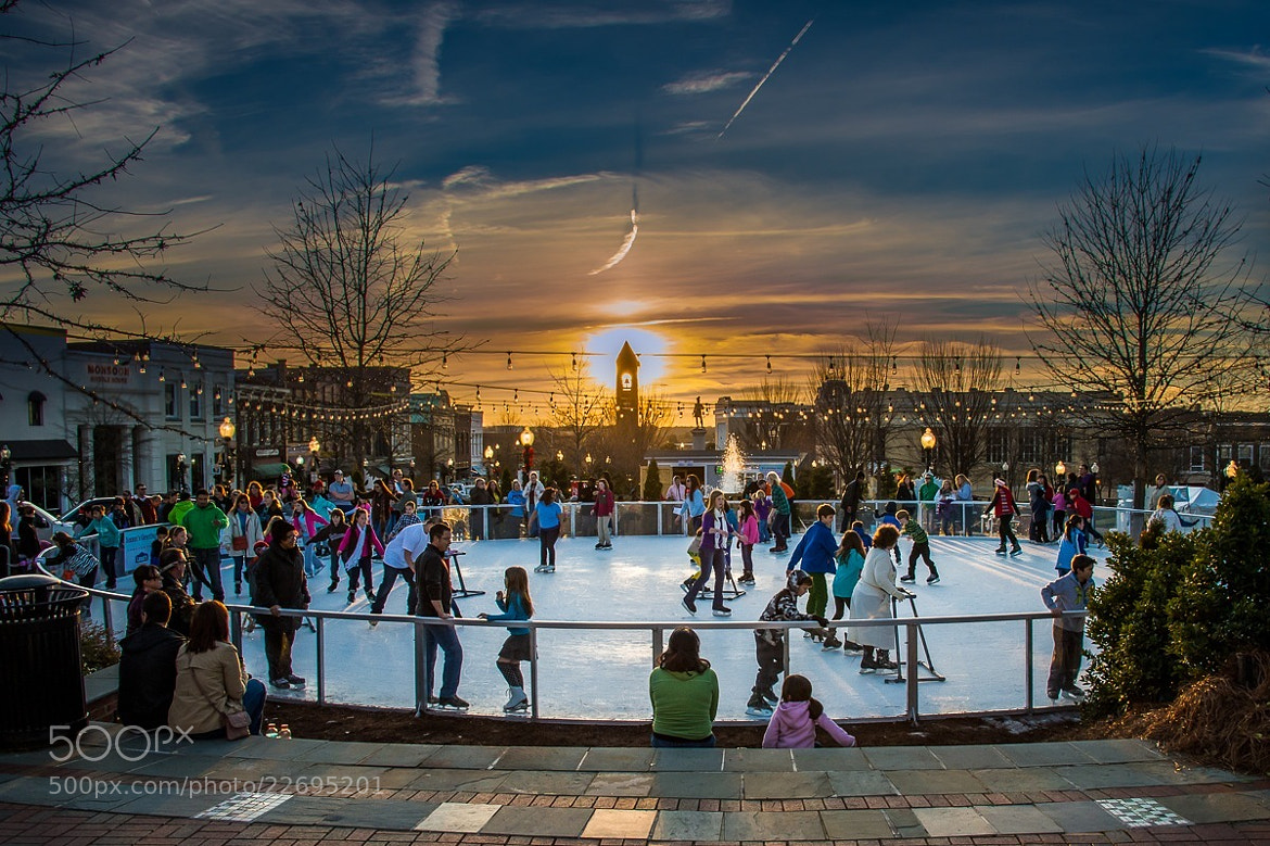 Photograph Skate Away by Ken Toney on 500px