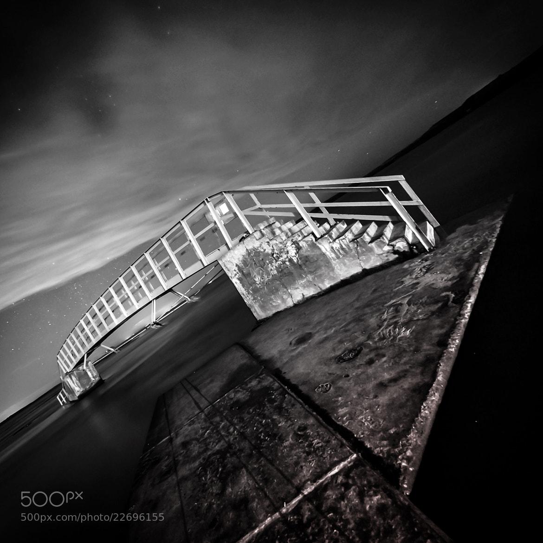Photograph Bridge to Nowhere by Zain Kapasi on 500px