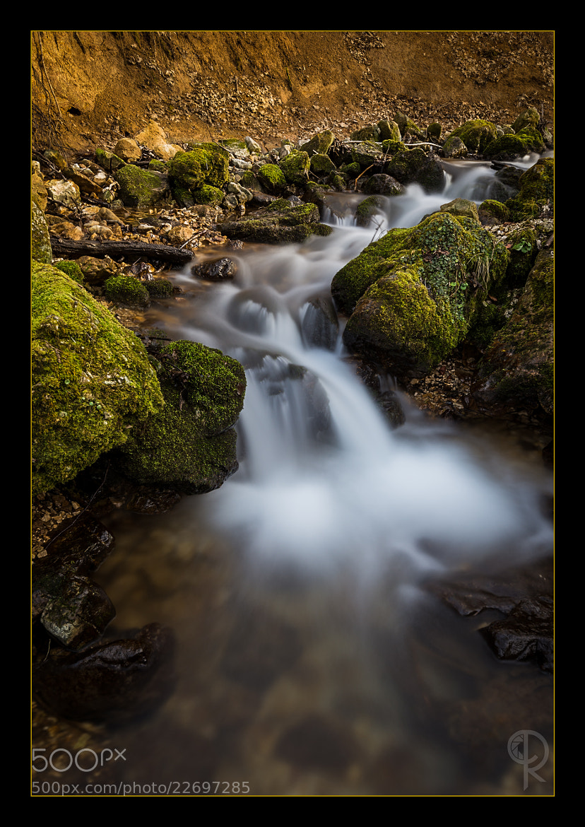 Photograph Waterfalls in Val Posina by Roberto D'Antoni on 500px