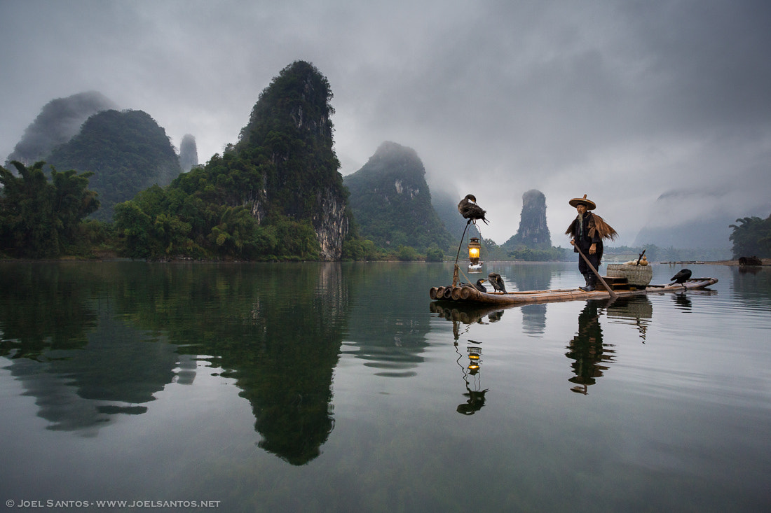 Photograph Fisherman Wanderer by Joel Santos on 500px