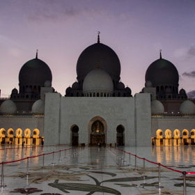 The Grand Mosque by julian john (sandtasticdays)) on 500px.com