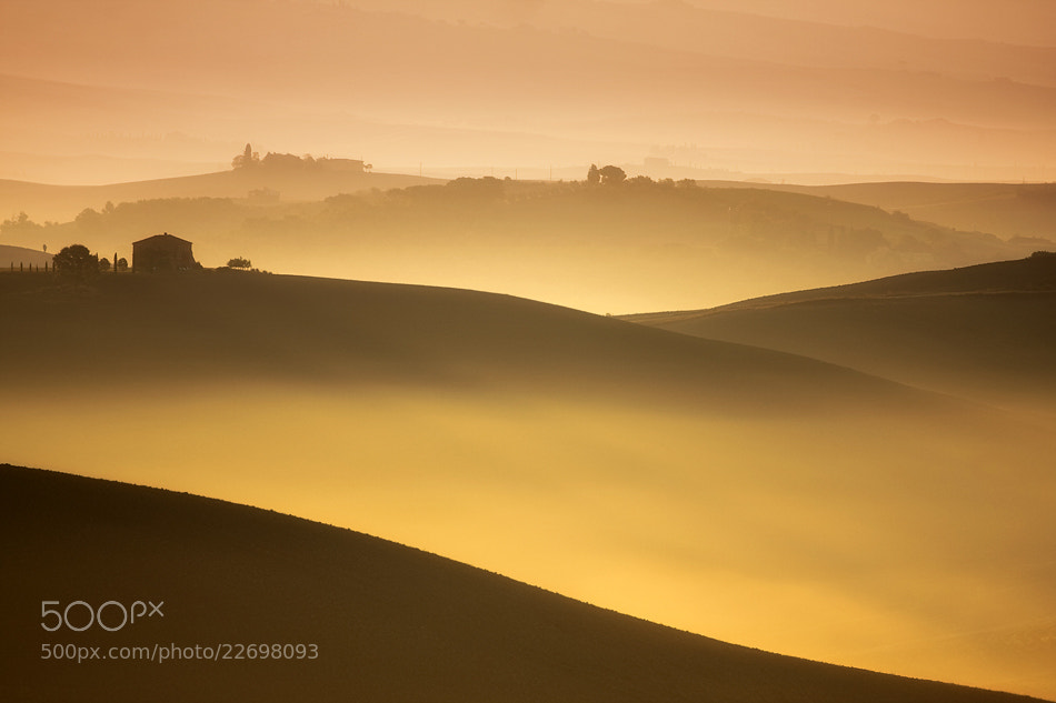 Photograph Hills at dawn by Marcin Sobas on 500px