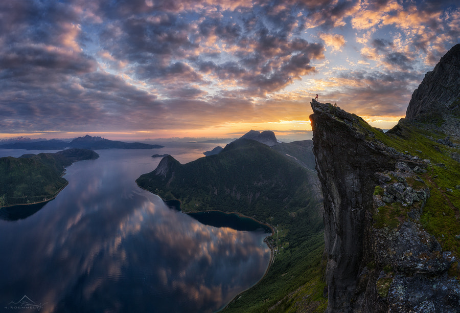 The Cliff by Nicholas Roemmelt on 500px.com