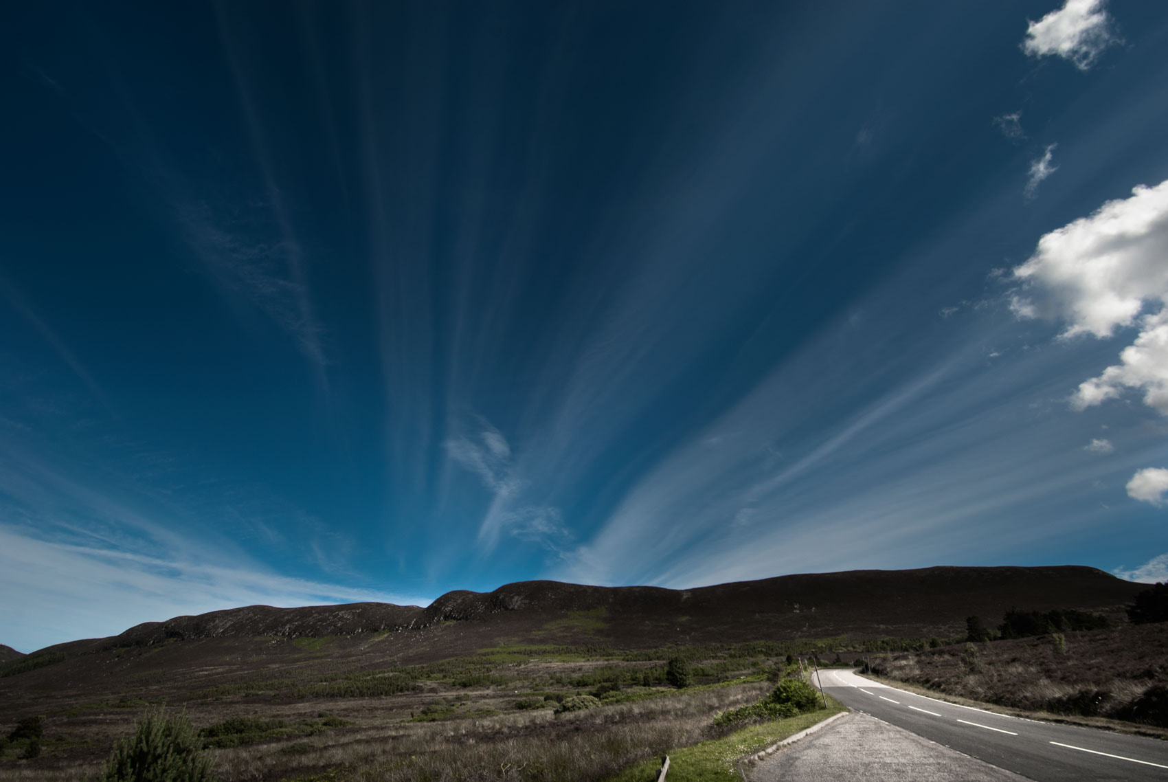 Photograph Sky Lines by Gareth Dennison on 500px