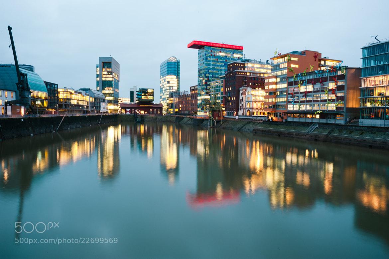 Photograph Medienhafen (Düsseldorf) by rinatus (rinatus) on 500px