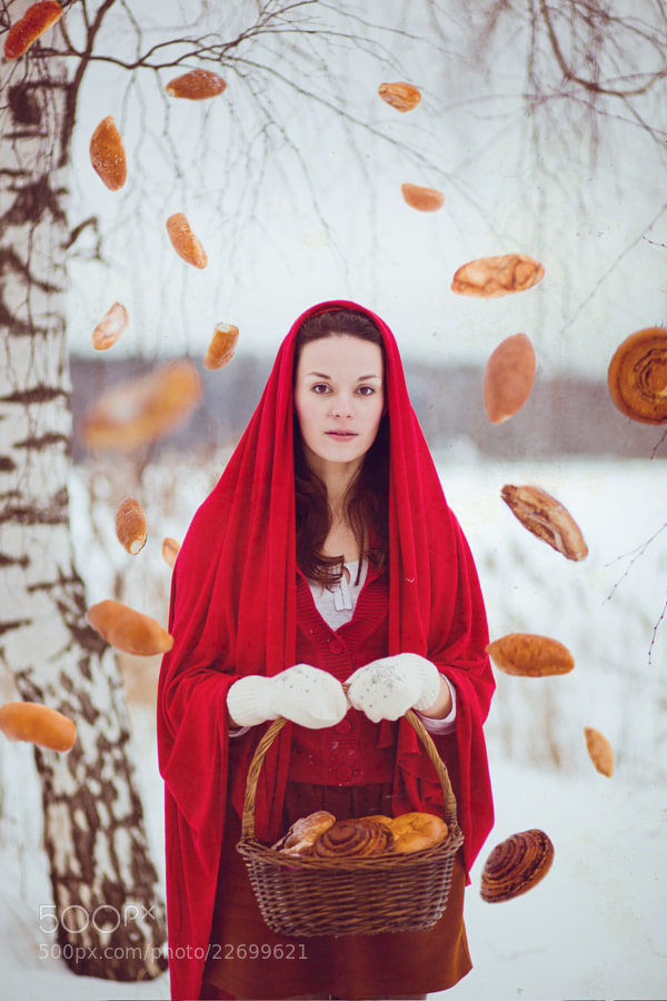 Red Hat by Polina Gribanova (pollyphoto)) on 500px.com