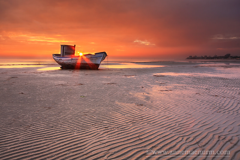 Photograph The Old Man and the Sea II by Anne Mäenurm on 500px