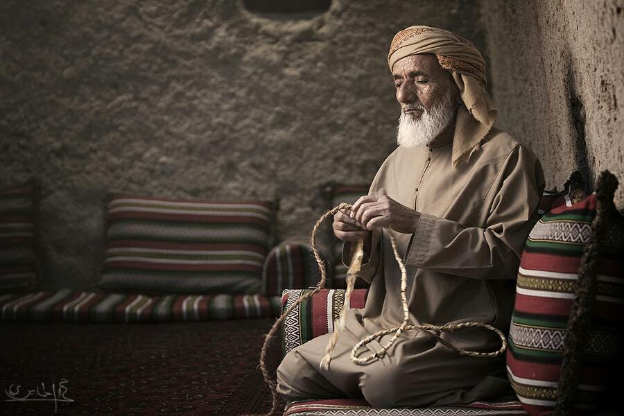 Photograph Old Man2 by Mohamed Al Jaberi on 500px