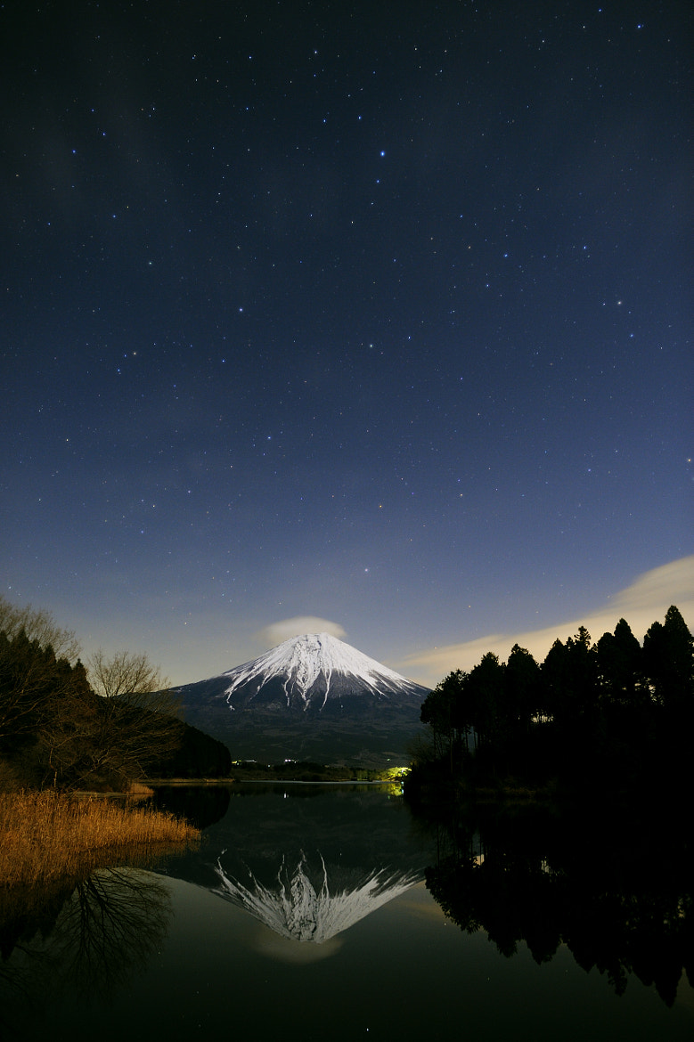 Photograph The FUJI by Morikei  on 500px