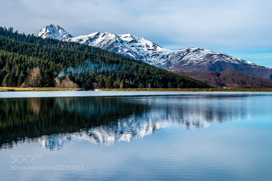 Photograph Mountain reflections by Realgar  on 500px