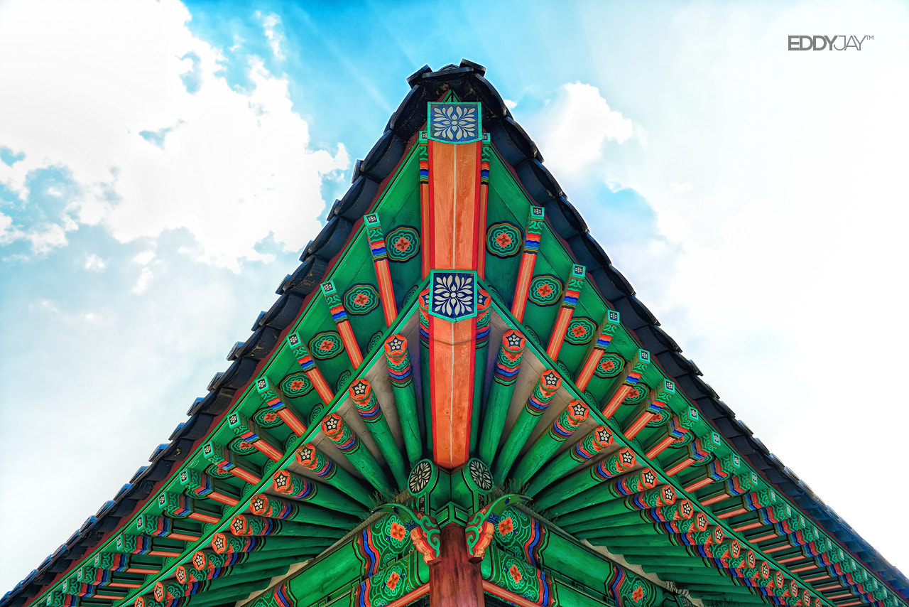 Photograph Korean Traditional Paintwork by EDDYJAY™  on 500px