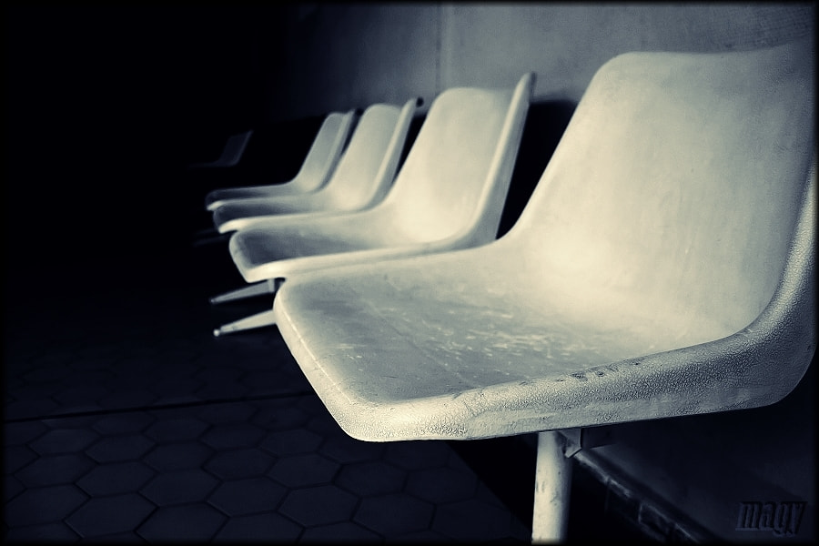 Photograph Chairs 2  by Merl Antal György on 500px