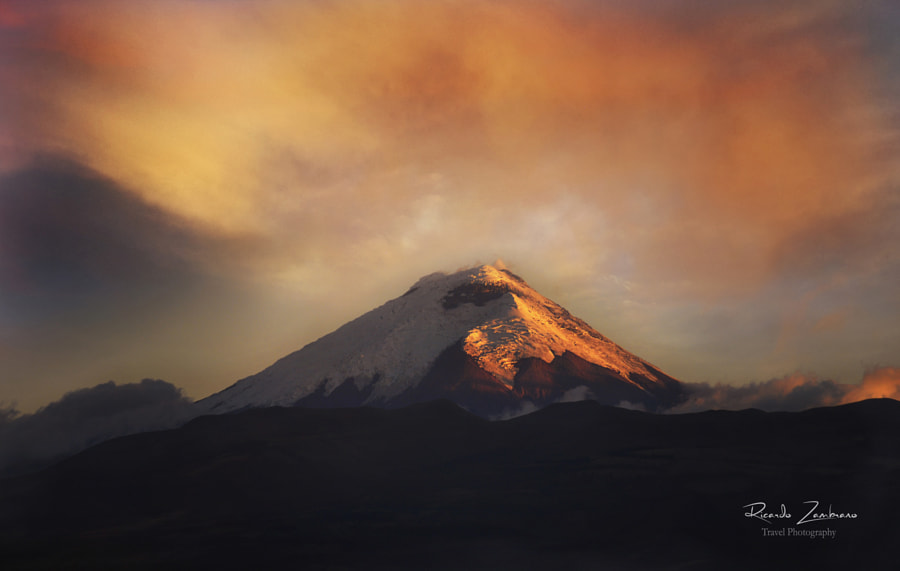 COTOPAXI 5897 by Ricardo Zambrano on 500px.com