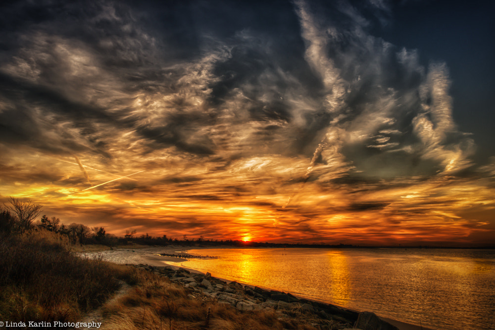 Photograph Patterns In The Sky by Linda Karlin on 500px